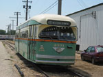 Photo of Streetcar #4391