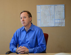 CTA President Forrest Claypool